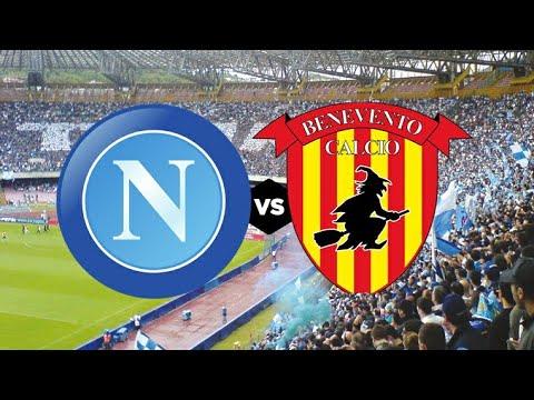 NAPOLI vs BENEVENTO 6-0   ITALY resumen & goals   17/09/2017