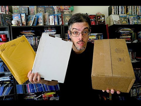 Unboxing A Buch Of 4k's and Blu-ray Movies !!! Collection Update