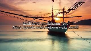 Download Lagu NATAKA NIMJUE YESU By Msanii Records Chorale Mp3