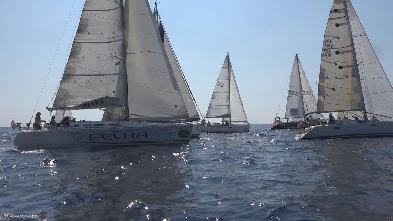 Aegean Regatta 2019