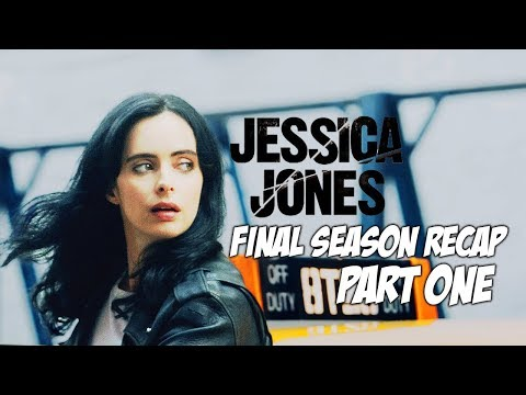 JESSICA JONES FINAL SEASON RECAP | PART ONE