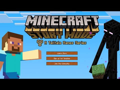 Minecraft : Story Mode Playstation 4