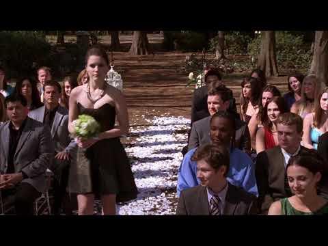 one tree hill 6x23 leyton wedding