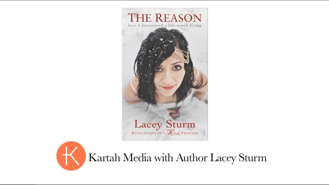 "Lacey Sturm ""The Reason"""