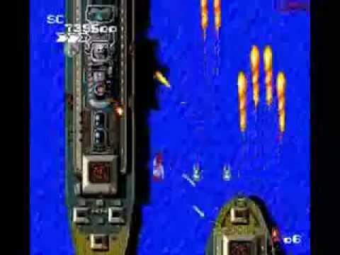 Final Soldier PC Engine