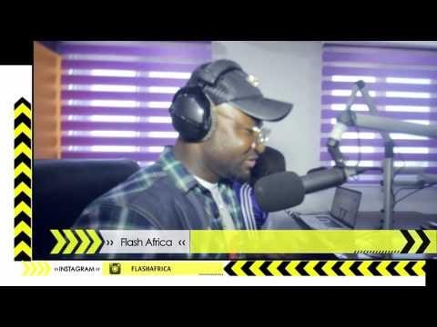 HARRYSONG FREESTYLE @ LIVE 91.9FM ACCRA GHANA