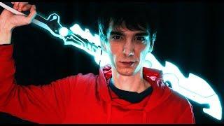 3D Yazıcı İle Efsanevi KILIÇ Basmak! (RGB Işıklı)