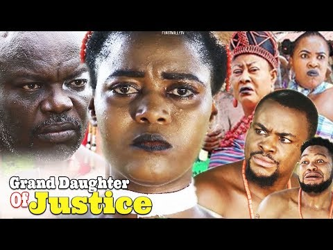 Granddaughter Of Justice Part 1 - Chioma Chijioke Latest Nigerian Nollywood Epic Movies.