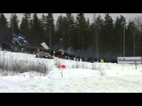 Vídeo resumen tramos 19-21 final WRC Rallye Suecia 2015