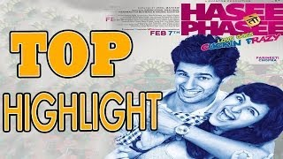 """Hasee Toh Phasee - TOP HIGHLIGHT - Real Crazy Romantic Story - Sidharth Malhotra, Parineeti ChopraSubscribe now and watch for more of Bollywood Entertainment Khari Baat at http://www.youtube.com/subscription_center?add_user=kharibaatRegular Facebook Updates https://www.facebook.com/kharibaatwithRC """"Hasee Toh Phasee Official Trailer"""" """"Hasee Toh Phasee Trailer"""" """"Hasee Toh Phasee"""" """"Theatrical Trailer"""" """"Hasee Toh Phasee teaser"""" """"Sidharth Malhotra"""" """"Parineeti Chopra""""More Tags -Hasee Toh Phasee Official Trailer, Hasee Toh Phasee Trailer, Hasee Toh Phasee, Theatrical Trailer, Hasee Toh Phasee teaser, Sidharth Malhotra, Parineeti Chopra,  bollywood scandals, scandals of 2013, bollywood scandals 2013, salman khan, iulia vantur, salman iulia vantur, affair, breakup, jai ho trailer, jai ho official Trailer, Kamli song, kamli song dhoom 3, katrina kaif kamli song, dhoom 3 tap, dhoom tap, aamir khan dhoom tap, Dhoom Tap, Song Promo, DHOOM:3, bigg boss, bigg boss 7, 14th December 2013, bigg boss 7 full episode, bigg boss 7 14th December 2013, Bigg boss 7 full video, full episode, full video,"""