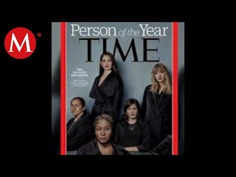 #MeToo es la persona del año 2017 de la Revista Time