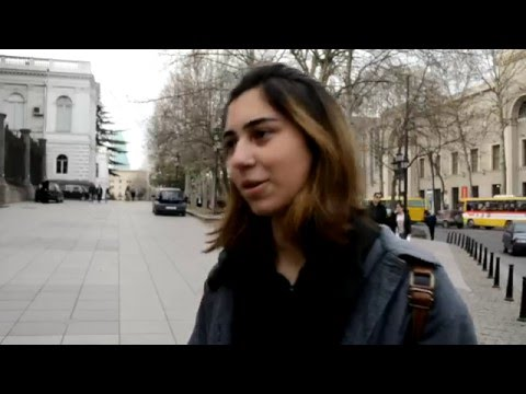 გამოკითხვა ქორწინების შესახებ საკონსტიტუციო ცვლილებასთან დაკავშირებით (ვიდეო)