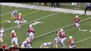 Mike Davis vs Baylor & Texas Tech (2012)