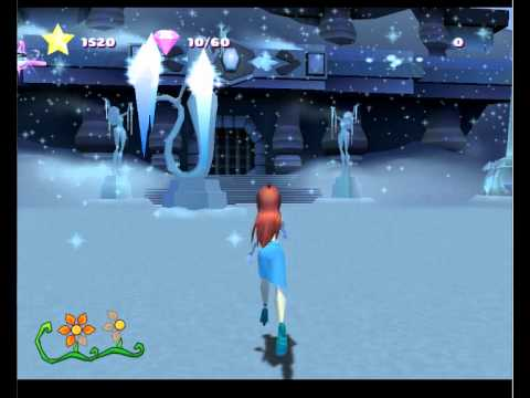 Winx Club (PS2) - some menu and trigger glitches