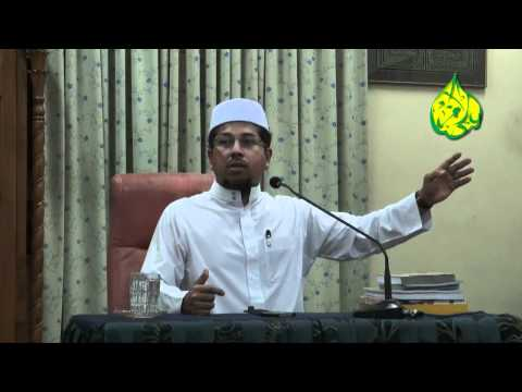 Ustaz Dr. Zahazan Mohamed – Agar Hati Sentiasa Hidup