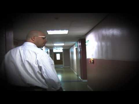 A short film following the problematic first day of new pupil arriving at school.