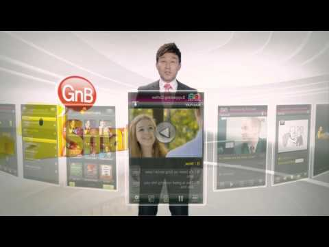 Video of GnB Smart English - 중고생,성인용