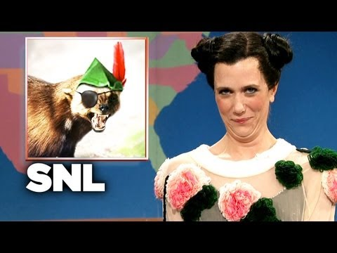 Saturday Night Live Sweden - Check out Seth Meyers on Late Night: http://bit.ly/LateNightSeth Subscribe to SaturdayNightLive: http://j.mp/1bjU39d SEASON 34: http://j.mp/1cDZZqJ Weekend U...