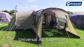 Universal AC Vorbau