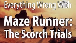 Nonton Everything Wrong With Maze Runner  The Scorch Trials Film Subtitle Indonesia Streaming Movie Download