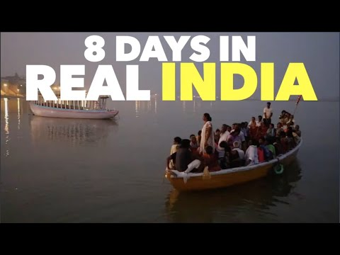 8 Days In Real India