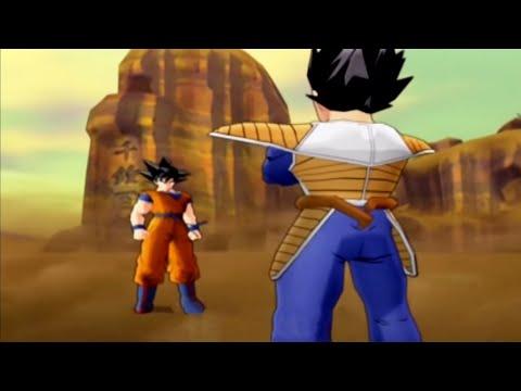 Dragon Ball Z Infinite World - Story Mode - Defeat Nappa & Vegeta |Saiyan Saga | (Part 3) 【HD】
