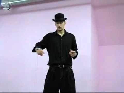 Танец робота обучение