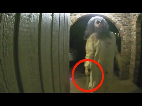 9 CREEPY Videos That Will Give You The Chills