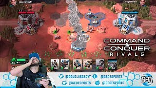 Lançou Command & Conquer: Rivals Oficialmente! Novo jogo eSport da EA Games? by Pokémon GO Gameplay