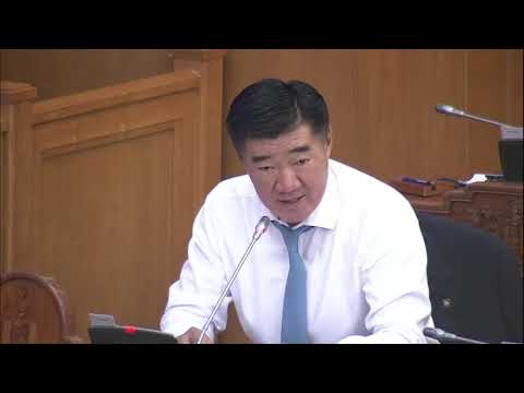 Монгол Улсын Үндсэн хуульд оруулах нэмэлт, өөрчлөлтийн төслийг гардуулав