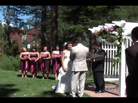 Karen & Trent Get Married