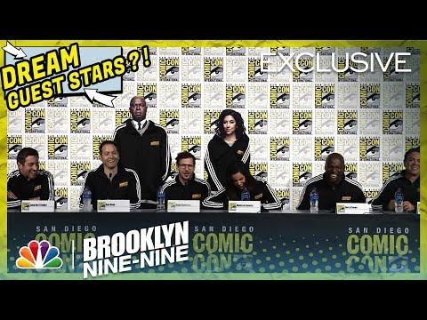 Brooklyn Nine-Nine Panel Highlight: Dream Guest Stars - Comic-Con 2019 (Digital Exclusive)