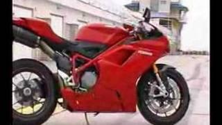 9. Ducati 1098 S Test