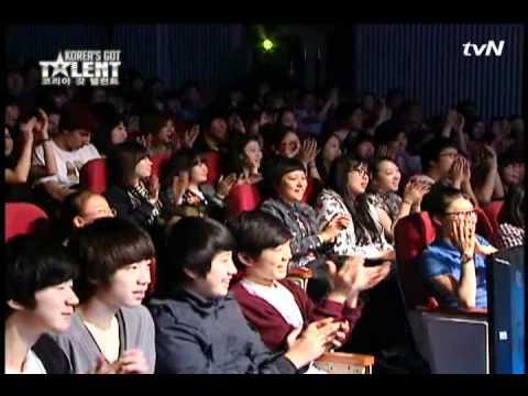 Κορέα έχεις ταλέντο: δείτε μούτρα!!