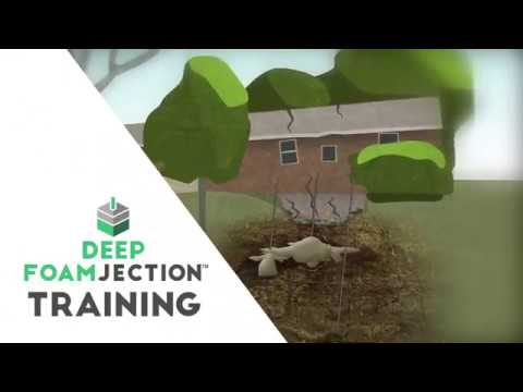 Deep Foamjection Training