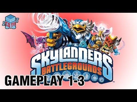 skylanders battlegrounds ios free