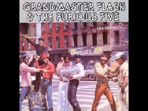 Grandmaster Flash &amp; the Furious Five - The Message - (Instrumental)
