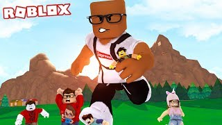 """Today We BATTLE AS A GIANT BOSS IN ROBLOX.  I Hope You Guys """"LIKE"""" This Roblox Video. (BECOMING THE ROBLOX BOSS IN ROBLOX)Help This Channel Grow To 200,000 Subscribers!Subscribe ➽ http://bit.ly/1PYxftTPrevious Video ➽ https://www.youtube.com/watch?v=YVTqokq2pjQ&t=25sWhat Other Games Would You Guys Like To See Played On ThIs Channel?Social Media!Twitter ➽ https://goo.gl/JbolWWInstagram ➽ https://goo.gl/ldMTVRFacebook ➽ https://goo.gl/OfsRblSnapchat ➽ https://goo.gl/fNFQHTMain channel ➽ https://goo.gl/i1AkwASUBSCRIBE TO THE BROS:Kevin ➽ https://goo.gl/pah2sXKaelin ➽  https://goo.gl/DFVdZ8Brief ROBLOX History:Roblox was founded in 2004 by David Baszucki and Erik Cassel.  ROBLOX was formerly known as Dynablocks before it got a name change to ROBLOX in 2005. In 2006 ROBLOX was released to the public.  The current currency for ROBLOX is referred to as ROBUX.ROBLOX is a game that is targeted towards kids of all ages.Some of my favorite ROBLOX mini games are Roblox Deathrun, Escape The iPhone, Escape The High School, and many others.  It is so much fun to role play and roam through the varies of mini games that Roblox has to offer. What are your favorite Roblox games? Be sure to let me know in the comments so that we can see more Roblox videos in the future.Thank You All For Watching  And LET'S CONTINUE GROWING!!! jones got game jonesgotgame roblox guide giveaway roblox hack playthrough commentary"""
