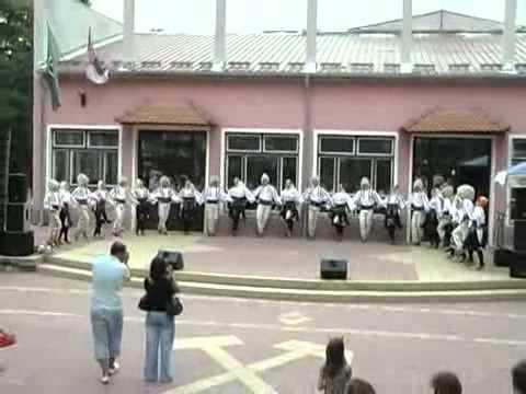 KUD B.Nusic (Resavica) - Vlaske igre (Resavica 06.08.2010.)