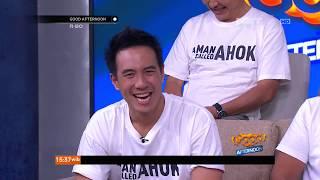 Video Talkshow  - Daniel Mananta Degdegan dan Salah Tingkah Saat Bertemu Ahok MP3, 3GP, MP4, WEBM, AVI, FLV November 2018