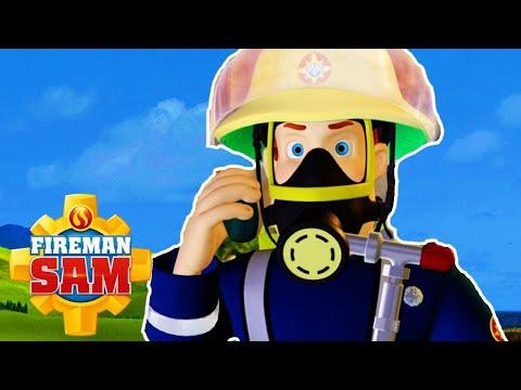 Fireman Sam Official | Sam's Rescues Episodes | LIVE | Cartoons for Kids
