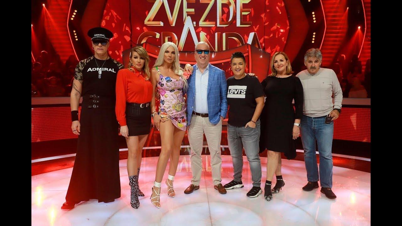 NOVE ZVEZDE GRANDA 2020: Šestnaesta emisija – 04. 01. – najava