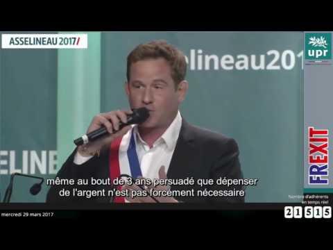 EDIFIANT : Macron à un maire \