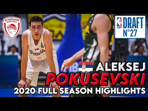 Thunder Move Up to No. 17, Select Aleksej Pokusevski