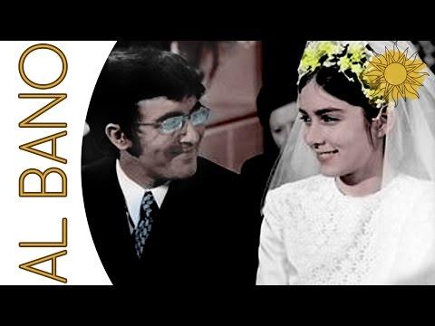 immagini rare del matrimonio di al bano e romina