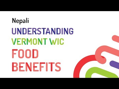 Shopping with WIC Nepali: Understanding Benefits