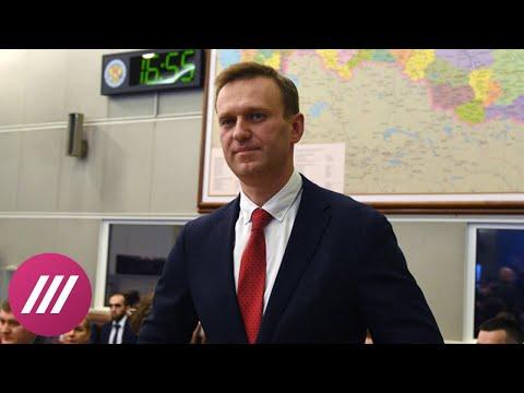 Как власть давит на Навального перед акцией 28 января - DomaVideo.Ru