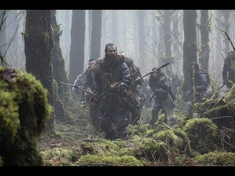 ALPHA Official trailer 2018