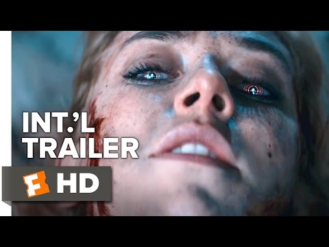 Kill Command International TRAILER 1 (2016) - Vanessa Kirby, Thure Lindhardt Sci-Fi Movie HD