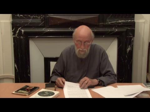 CDS Paris, 15 juin 2017 : Pr. Marc-Antoine Costa - Théologie dogmatique. Niveau 3